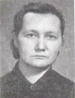 Піваварчук Марыя Аляксандраўна (1929 – 1995)