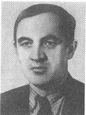Бабарыкін Уладзімір Аляксандравіч (1913 – 1960)