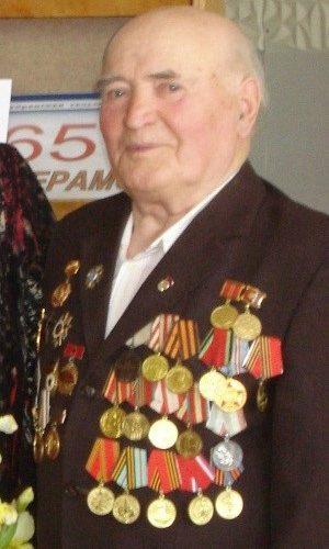 Крайноў Міхаіл Іосіфавіч (1922–2016)