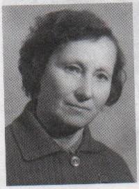 Цітко Раіса Іванаўна (1926 – 1977)